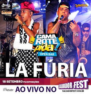 LA FÚRIA - SALVADOR FEST 2016