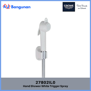 Grohe Hand Shower White (Trigger Spray) 27802IL0