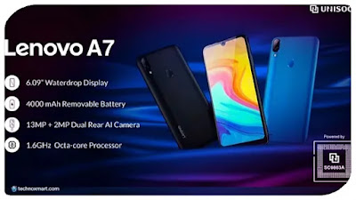 lenovo a7 launch date