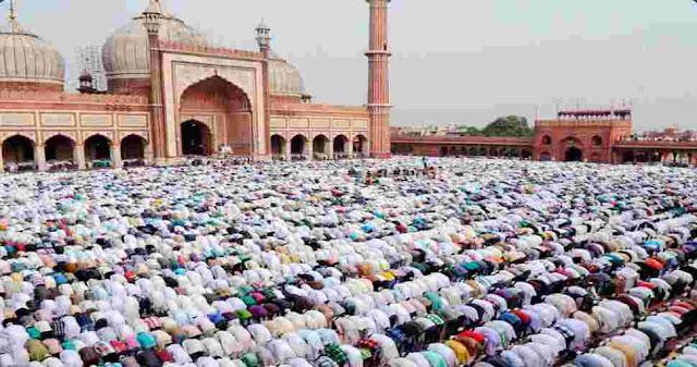 How many Rakats are there in Eid ul Fitr prayer?