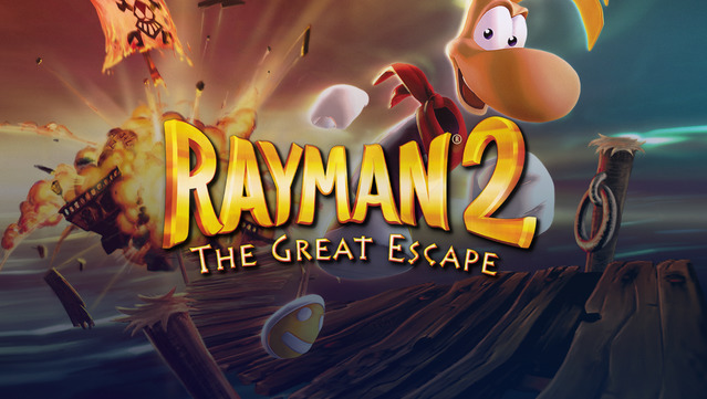 Rayman 2: the great escape download.