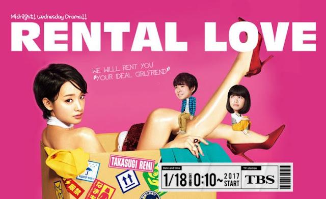 Download Drama Jepang Rental no Koi Batch Subtitle Indonesia
