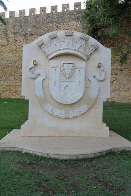 Lagos Fort Lagos Algarve