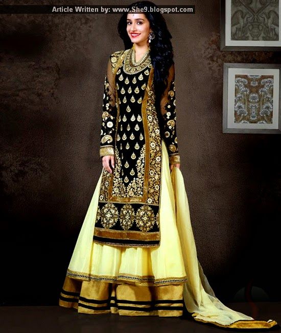 Designer Dresses from India