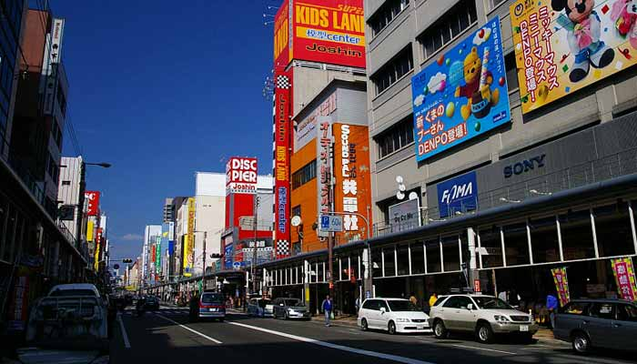 Tempat Belanja Murah di Osaka