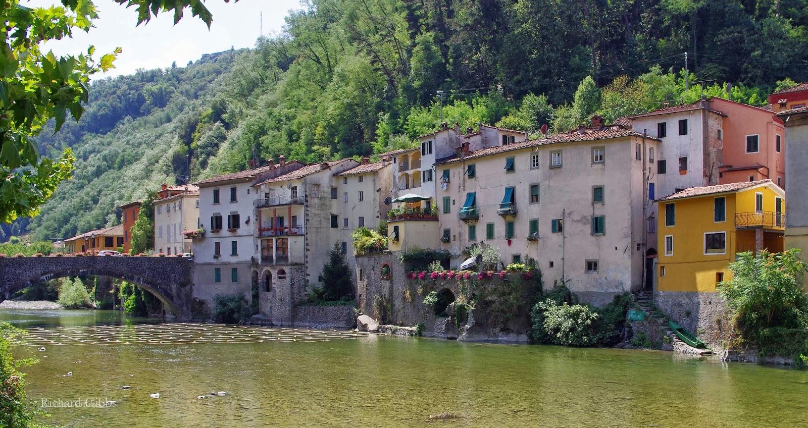Essays and diversions tesserae 7 lucca tuscany - Bagni di lucca ...
