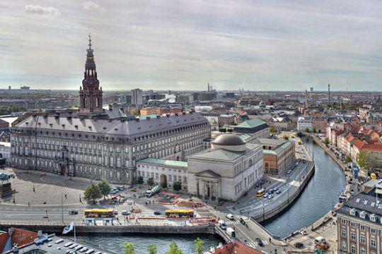 Christiansborg Palace, Kopenhagen