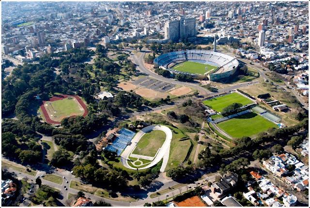Parque Battle Montevideo