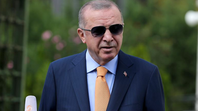 Ερντογάν: Δεν υποχωρούμε με τίποτα σε Αιγαίο και Μεσόγειο