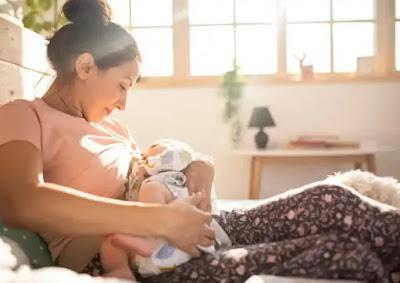 نظام غذائي للمرضع لانقاص الوزن