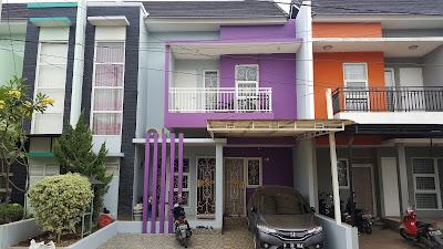 Renovasi Rumah Perumahan Violet Garden Terusan I Gusti Ngurah Rai Kranji Kota Bekasi