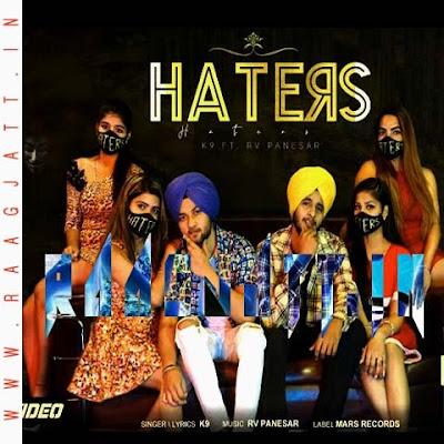 Haters by K9 lyrics