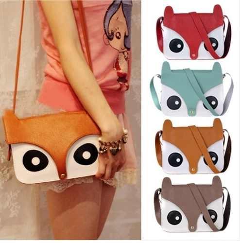 bolsa de coruja; coruja bolsas; bolsas coloridas de coruja