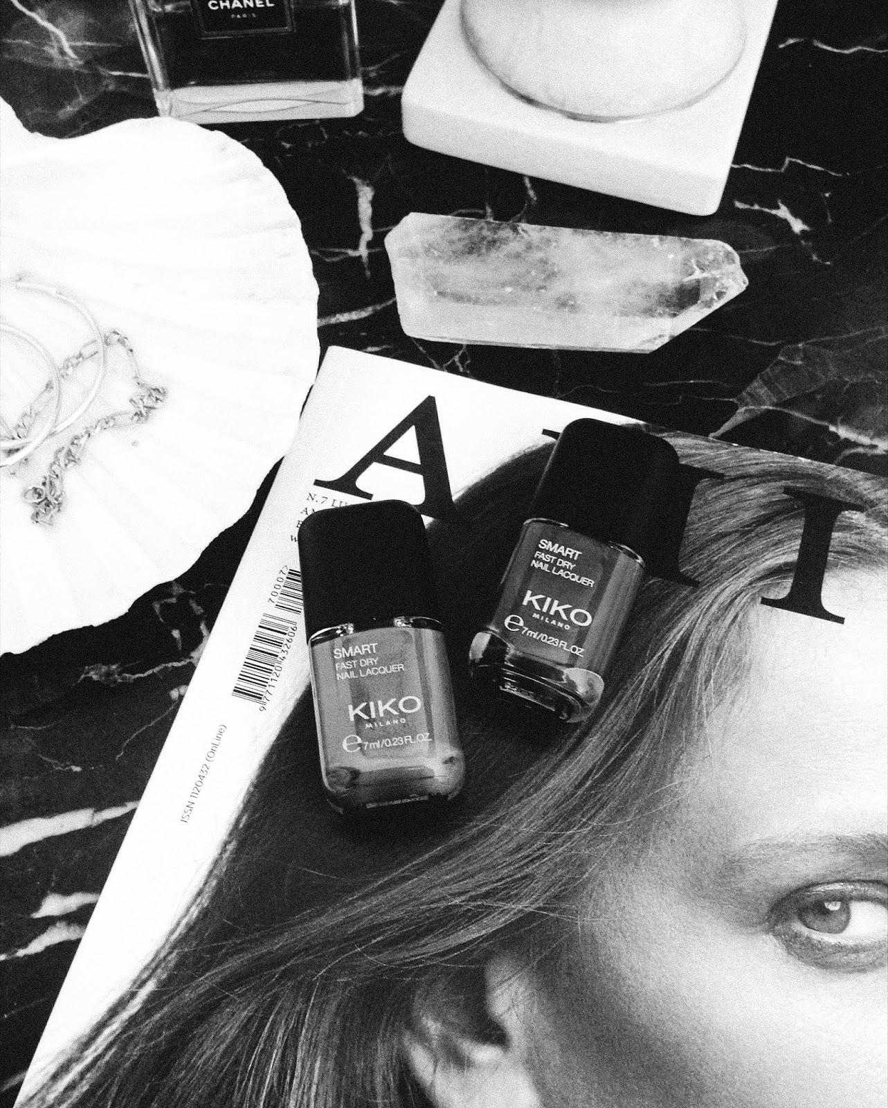 Kiko Nail Polish | Summer 2017 | Allegory of Vanity
