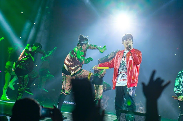 Jay Chou Forbes 2017 Celebrity List