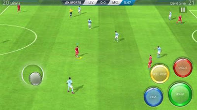 FIFA 16 Ultimate Team V2.0.104816 MOD Apk + Data