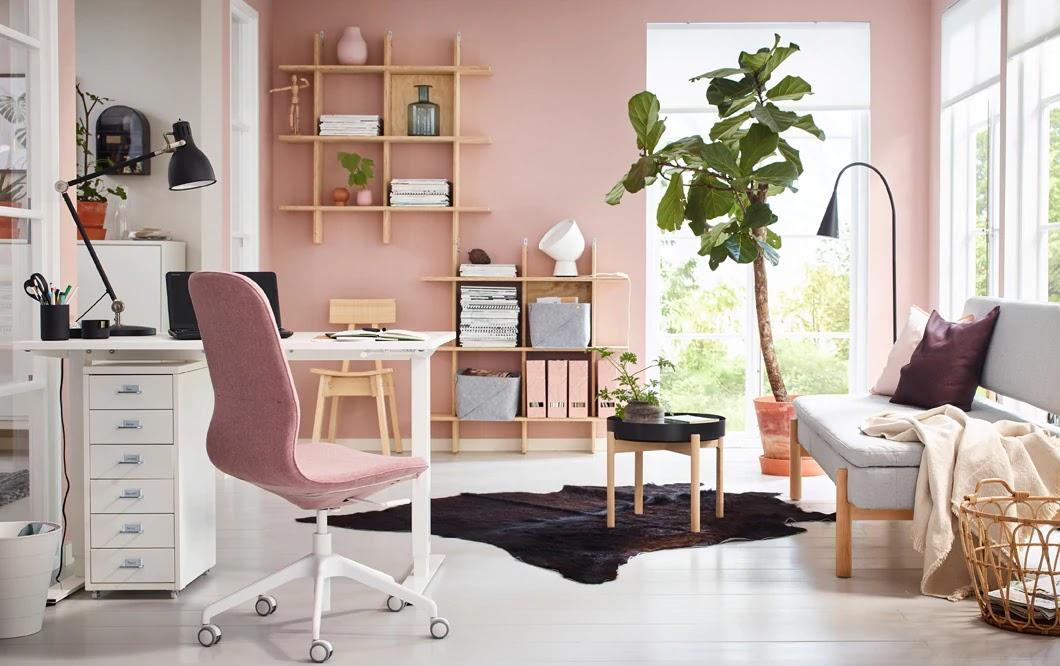 Idées d\'aménagement pour le bureau à domicile | TechOeil