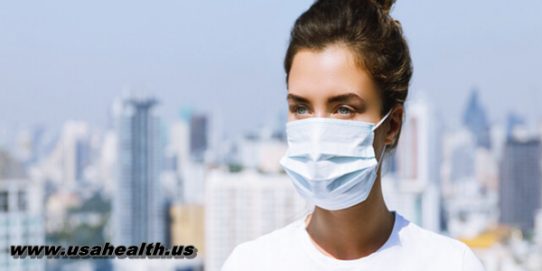 Some people have started wondering whether the new  virus is transmitted by breathing or even speaking, and to find out the answer, the next news is.