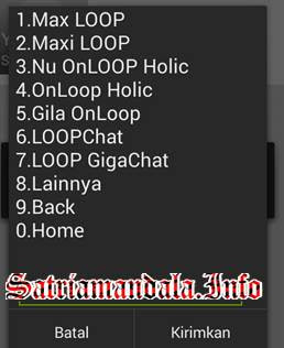 Paket Telkomsel Regular LOOP Akses *567#