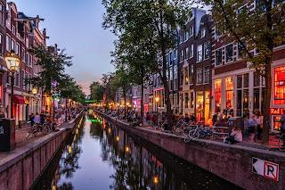 Matt Rakowski Amsterdam De Wallen Red Light District