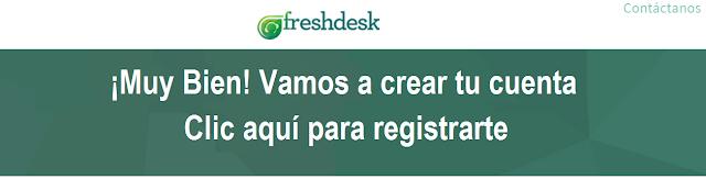 Registro Freshdesk