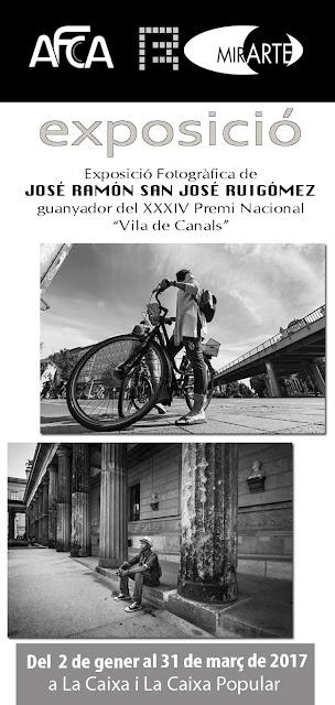 Exposició Fotogràfica de José Ramón San José Ruigomez