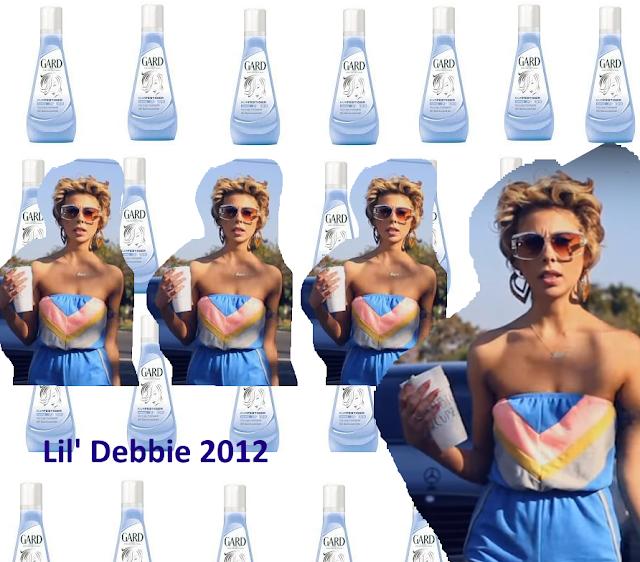 Lil' Debbie, 2 Cups, 2012