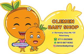 LOKER DESAIN GRAFIS CLEMEN BABY SHOP PALEMBANG FEBRUARI 2020