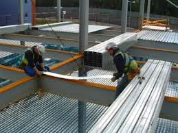 Arquitetura A 231 O Steel Deck A Laje Mista 2 Em 1