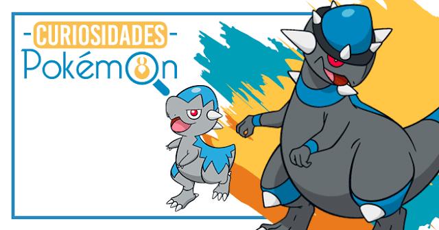 Curiosidades Pokémon: Cranidos e Rampardos