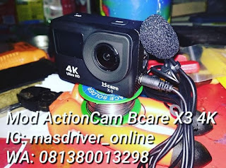 ModActioncam Bcare