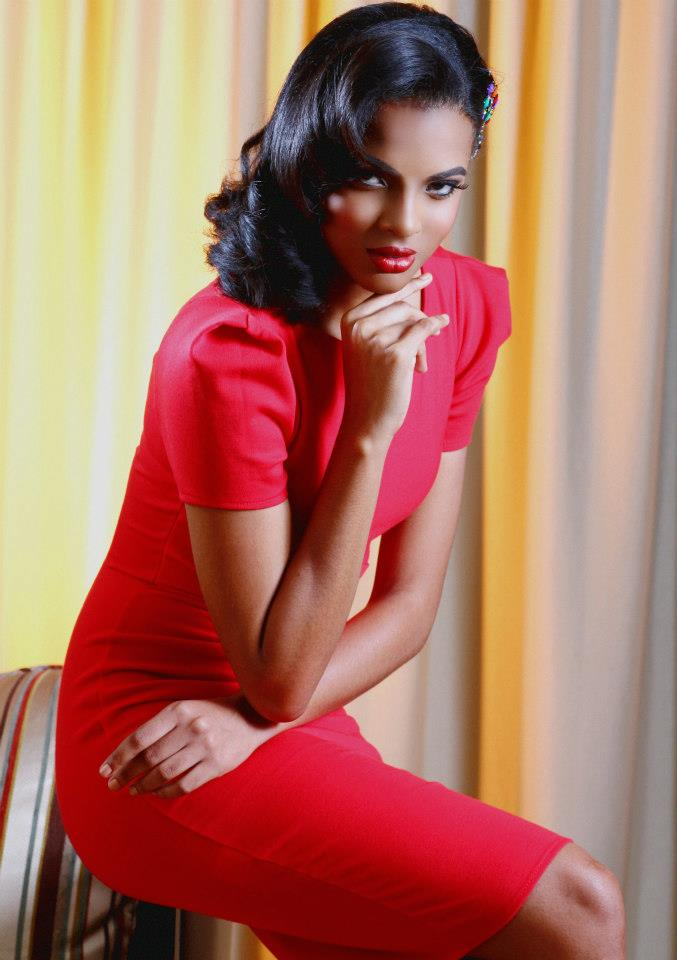 Eye For Beauty: If I were a judge: Miss Universe Trinidad
