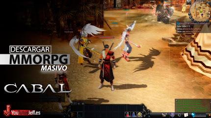 MMORPG Masivo, Descargar CABAL Online para PC Ultima Versión