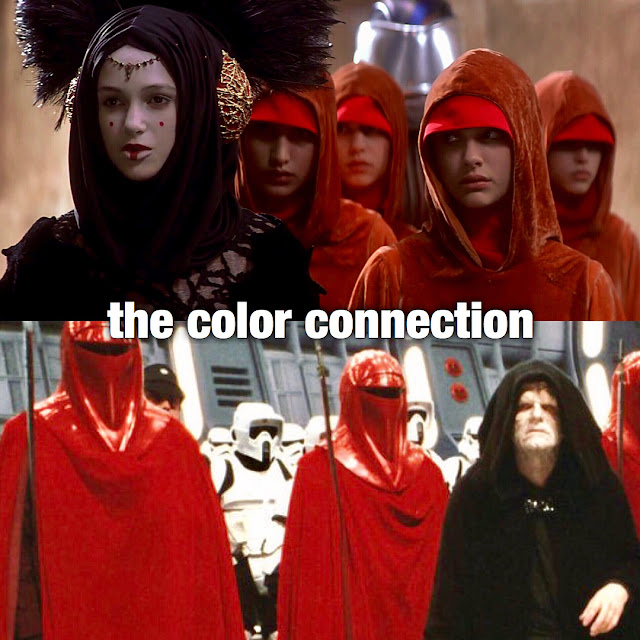 color connection padme emperor