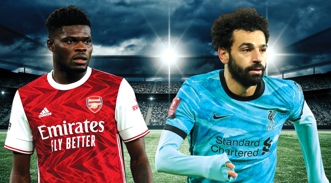 Liverpool travel to the Emirates Stadium to lock horns with Arsenal on Sunday evening