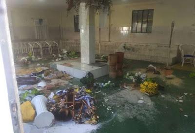 Traficantes evangélicos causam terror as religiões de matrizes africanas