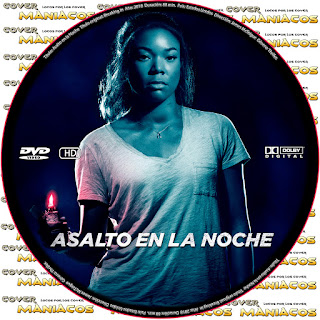 GALLETAASALTO EN LA NOCHE - BREAKING IN - 2018