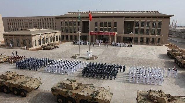 China 'Kuasai' Afrika, Bangun Pangkalan Militer setelah Kuasai Infrastruktur, Indonesia Bagaimana?
