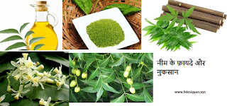 Benefits of neem and side effects
