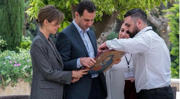 ΠΑΓΚΟΣΜΙΑ ΑΠΟΚΑΛΥΨΗ!  Ο πρόεδρος της Συρίας Μπασάρ Αλ Άσαντ διέφυγε σε ρωσικό καταφύγιο