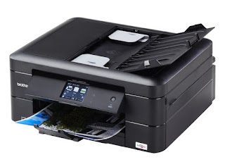 Brother Printer MFC-J680DW Full Driver & Software Package Download Windows, Mac and Linux