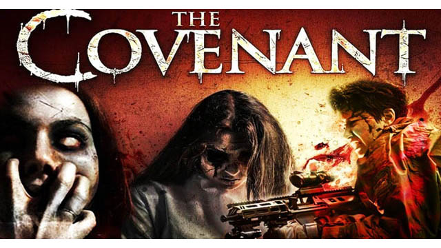 The Covenant (2017) Hindi Dubbed Movie 720p BluRay Download