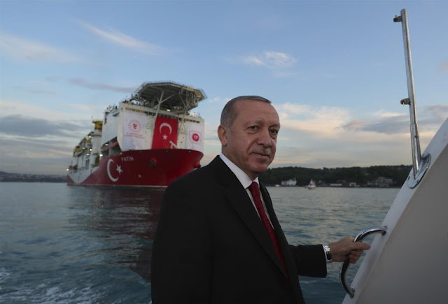 Η τουρκική απόπειρα κηδεμονίας της Αν. Μεσογείου και το ταξίδι Μητσοτάκη στο Ισραήλ
