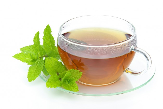 Loose Weight With Peppermint Tea