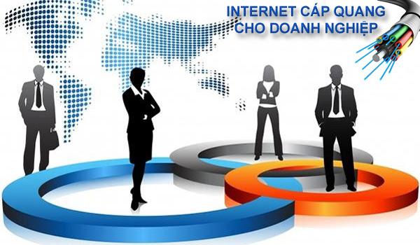 Internet cáp quang cho doanh nghiệp, quán game