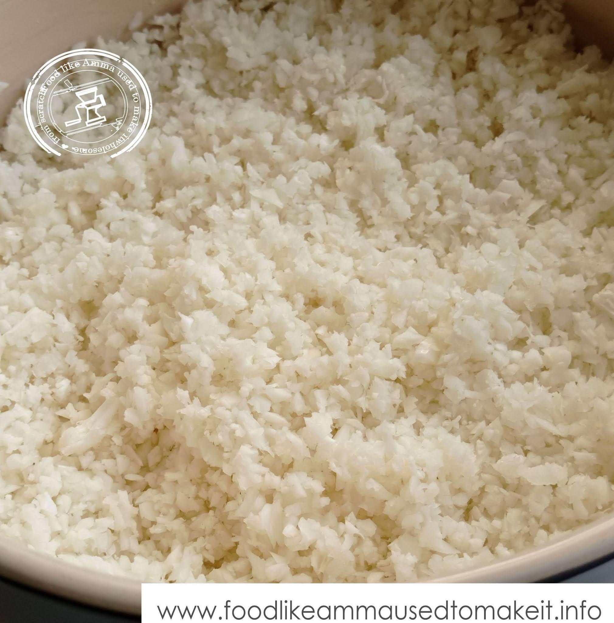 cauli rice