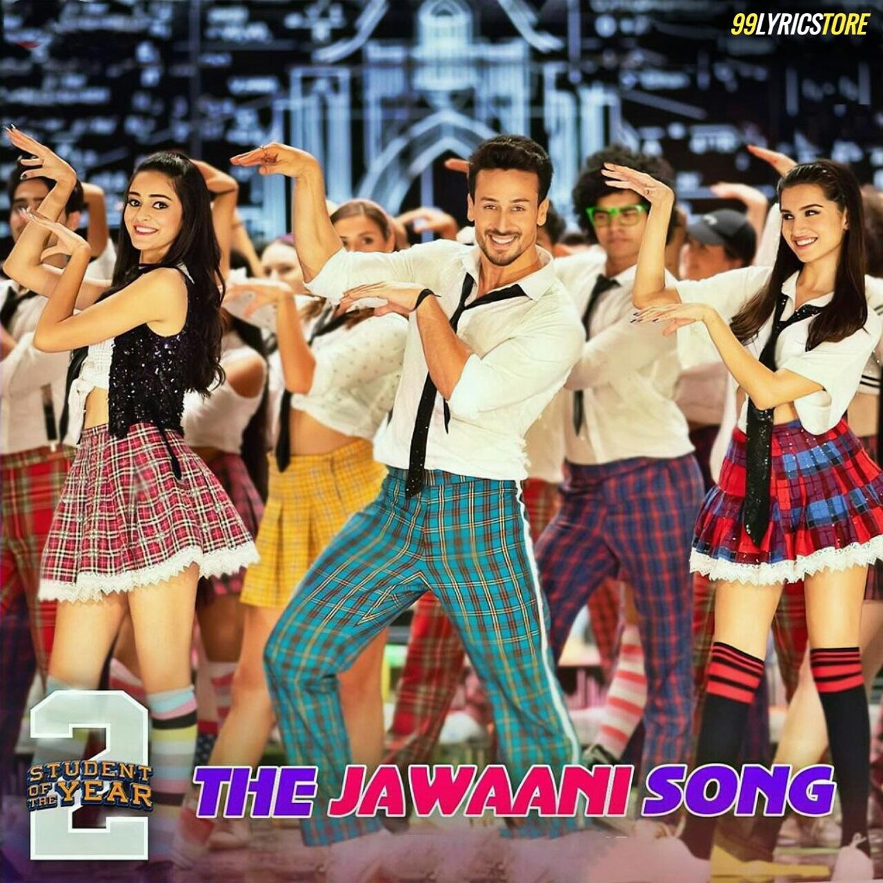 The Jawaani Song Lyrics Sung by Kishore Kumar , Vishal Dadlani and Payal Dev
