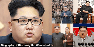Biography of Kim Jong Un. Who is He?