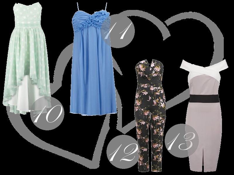 blondk ppchen dresscode festlich schick so findet ihr. Black Bedroom Furniture Sets. Home Design Ideas
