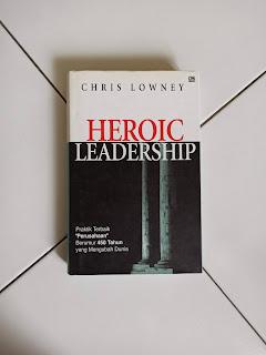 Heroic Leadership Penulis Chris Lowney